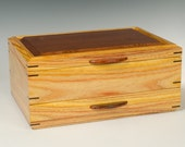 Canarywood Jewelry Box wi...