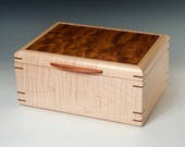 Handcrafted Jewelry Box M...