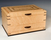 Birdseye Jewelry Box with...