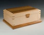 Handcrafted Jewelry Box o...