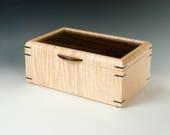 Elegant Wood Jewelry Box ...