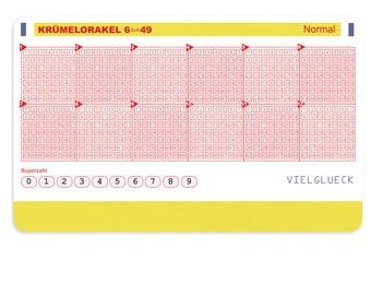 "Breakfast Board ""Crumb Oracle"" (German) - whimsical lottery funny cutting board gift"