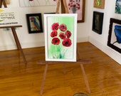 Poppy Art Modern Dollhouse Picture