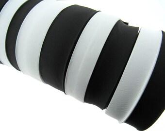 3*yards**BLACK**1.1//2**inch heavy duty ELASTIC BAND