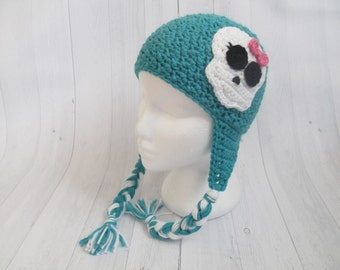 Monster High Hat with Earflaps