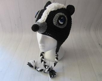 Lil' Stinker Skunk Hat