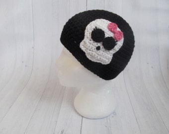 Monster High Hat without Earflaps