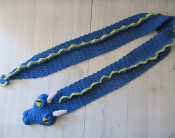 Dragon Scarf - Ready to Ship