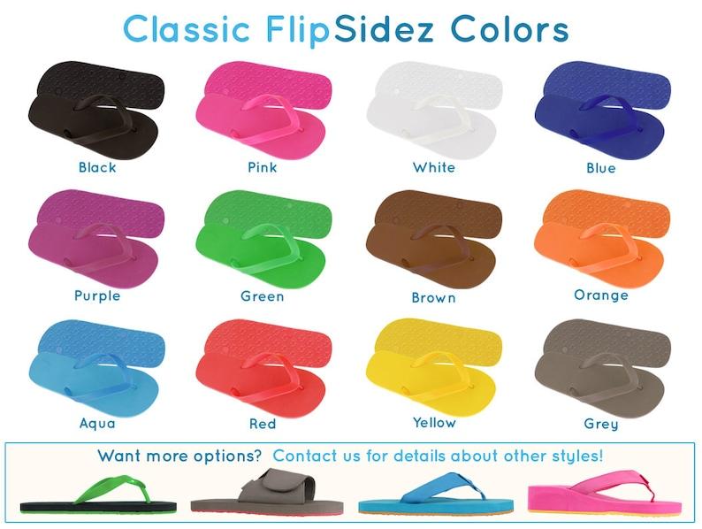 2e9ce5db342c Follow Me BRING WINE Flip Flops Personalized Custom Sandals