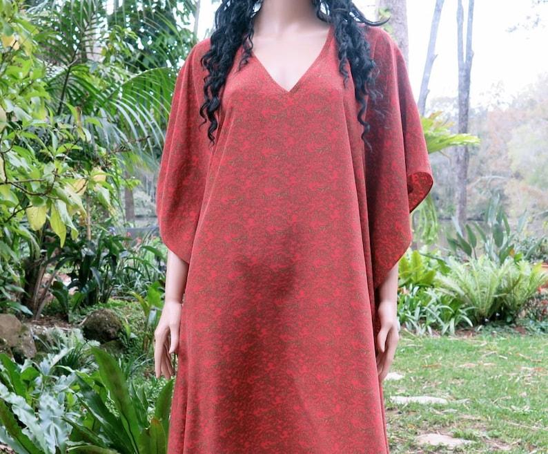 Caftan Long Kaftan Dress Cover up Long Dress