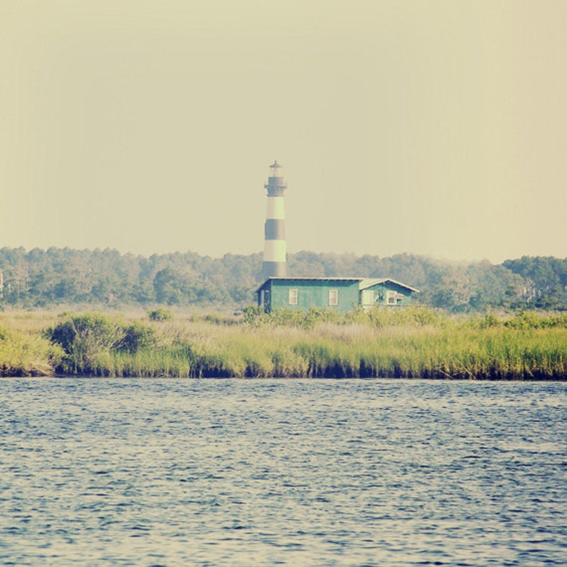 Bodie Island Lighthouse Photograph  Outer Banks North image 0