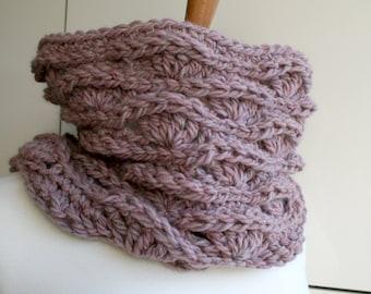 Crochet pattern, Crochet scarf pattern, women men lace cowl pattern, scarf crochet pattern, crochet snood pattern (192)