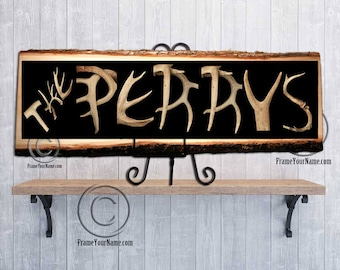 Wall Art Deer Antler Letter Art Alphabet Photos on Natural Wood Slab with Bark. Great gift for hunting families. : metal antlers wall art - www.pureclipart.com