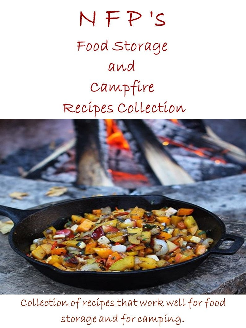 NFP's Food Storage and Campfire recipes image 0