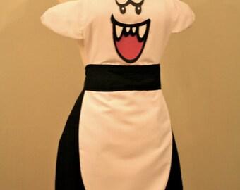 Boo - Super Mario Apron