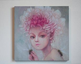 Sheer#1, Original Painting by Phoenix Chan