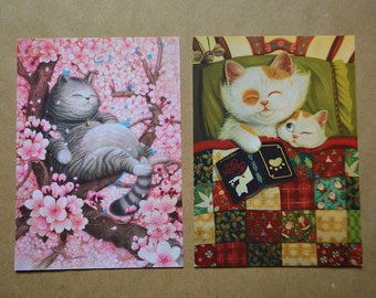 Kitty Postcard Set I