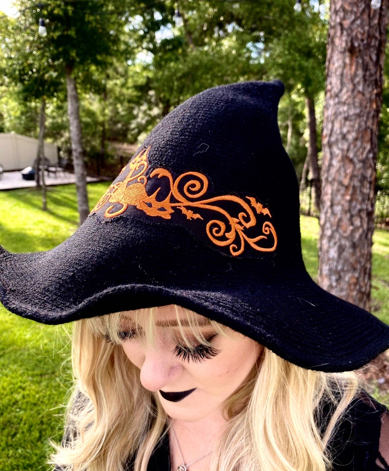 The Cat/'s Meow Witch Hat
