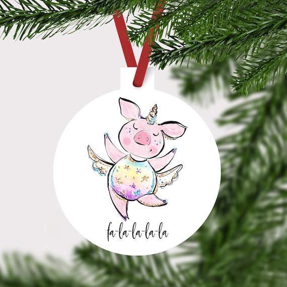 Fun stocking stuffers! Set of 3 Mini Christmas enamel pins \u2013  Tis the season to be jolly with darling mini holiday pins Fa La La