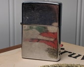 1999 Zippo Lighter - rehabbed with new Flint and wick