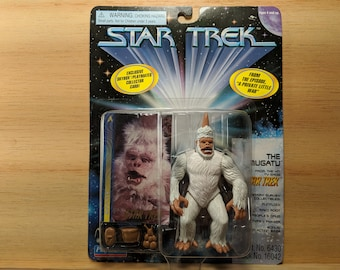Star Trek Original Series THE MUGATU Action Figure - New in Box - from episode A Private Little War