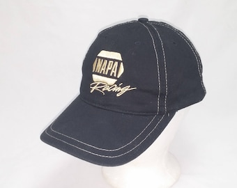 Vintage 1990s NAPA Racing Trucker Ball Cap -  Hipster, Rockabilly, NASCAR, Sports, Men's Accessories,  Dad Hats, National Auto Parts USA