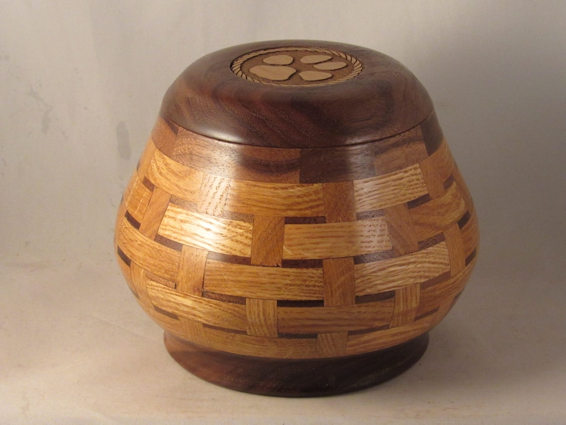 Pet Urn Up To 44 lbspet urns for ashespet memorialspet urns woodpet urn for dogspet urns for catspet urns large artistic urnsgifts