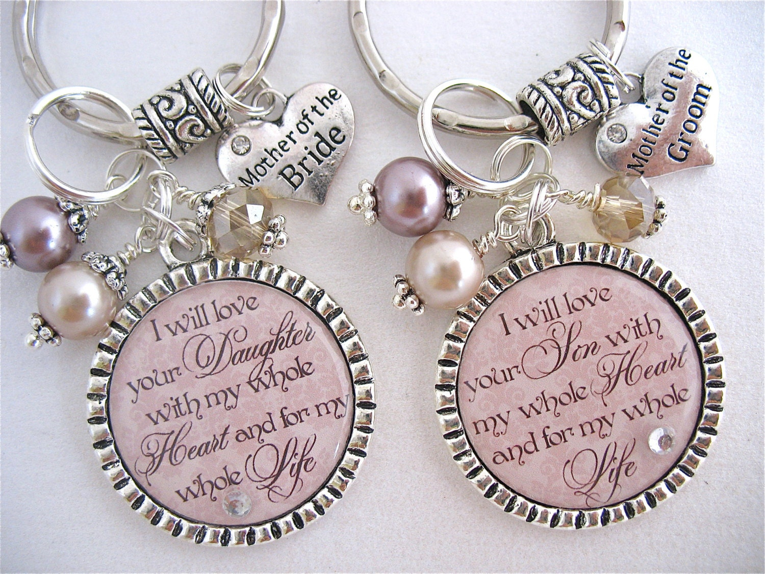 Personal Wedding Gifts For The Bride: Personalized Wedding Jewelry For MOTHER Of The BRIDE