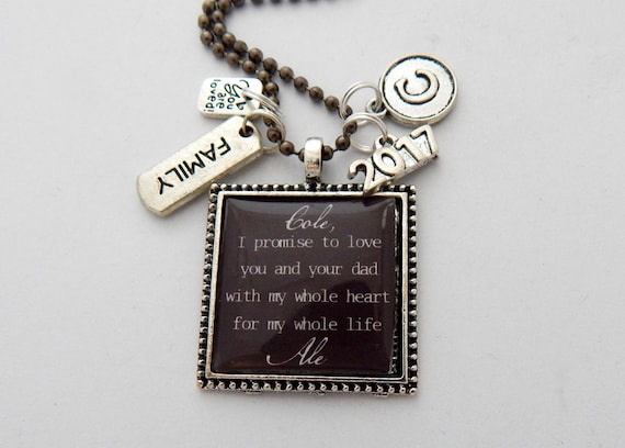 Wedding Gift For Dad And Stepmom: Step Son Wedding Gift STEP SON Gift Step Child Gift Gifts