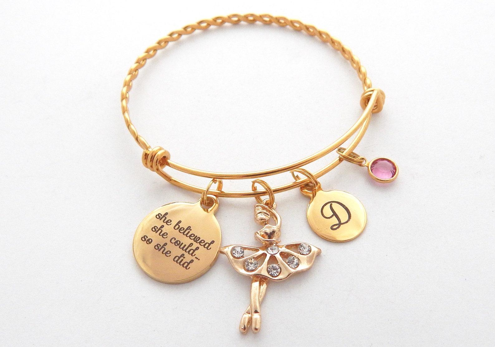 gold ballet teacher gift-gold dance instructor gift-gold gift ideas for dancers-gold gifts for dance teachers- gold ballet shoes