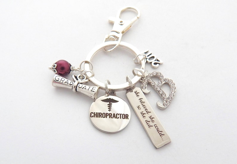 Gift for Hygenist-College Grad Gift for Her Personalized 2020 Dental Hygenist Graduation KEYCHAIN-Dental Hygenist Gift-Dental Jewelry
