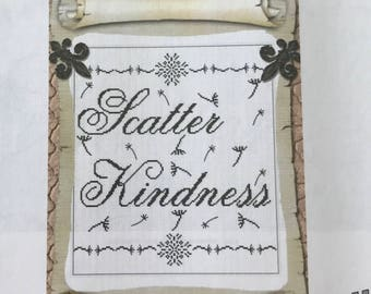 AAN FB Group Scatter Kindness Cross Stitch Chart
