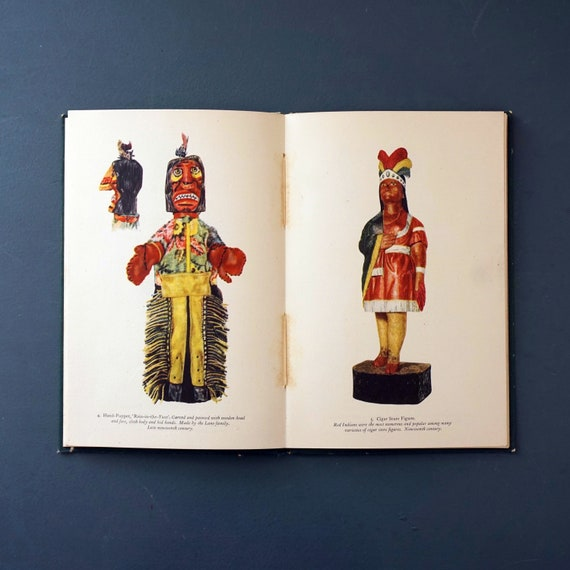 Vintage Popular Art In The United States 1948 King Penguin Book Erwin O Christensen Color Plates American Design National Gallery of Art