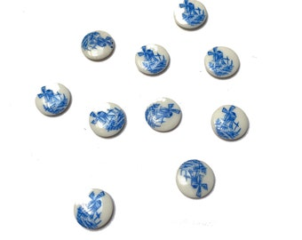 Antiek Delfts Blauw Merktekens.Japan Delft Etsy