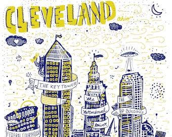 Cleveland Screenprint