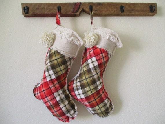 image 0 - Country Christmas Stockings