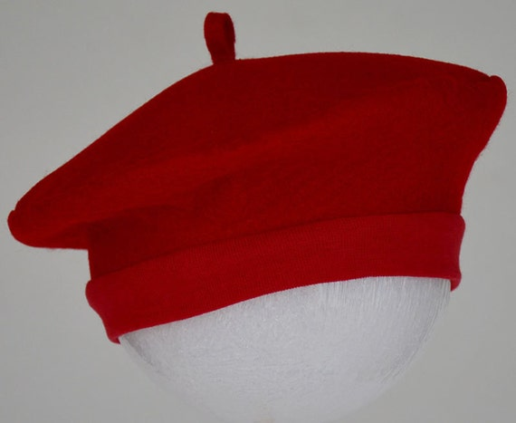 Kids French Artist Hat Beret for Baby Toddler and Children in  a4c7d91820a