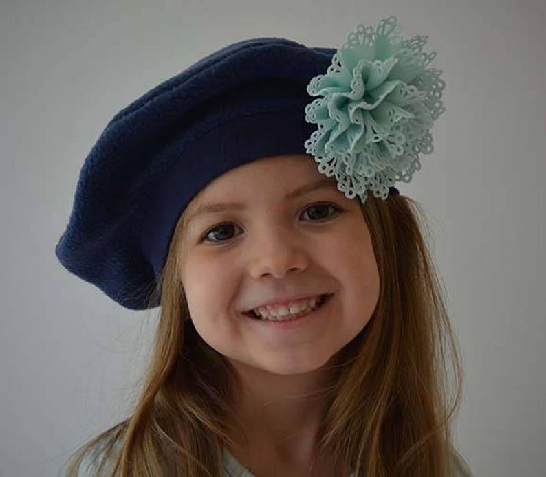 c364c6fb7849d Los niños sombrero boina francesa Marina de guerra los niños