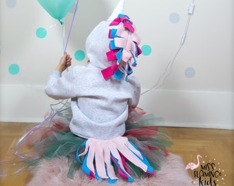 Girls Unicorn Outfit Unicorn Hoodie Girl Easter Gifts Baby Girl Unicorn Unicorn Outfit Unicorn Birthday Party Unicorn Birthday Outfit Gifts