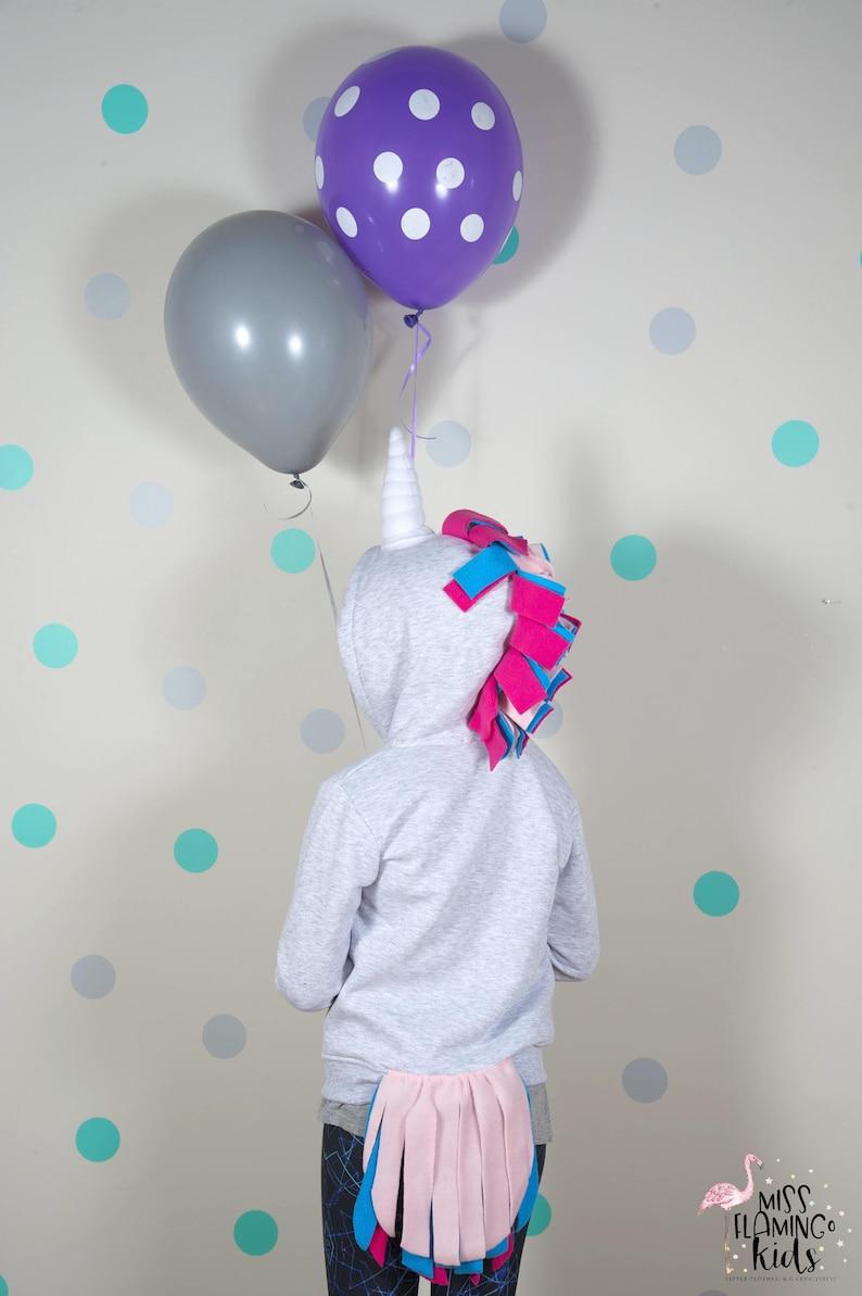 40560e389 Unicorn Hoodie Unicorn Sweatshirt Baby Girl Unicorn Outfit