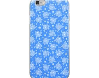 Snowball iPhone 6 7 8 X Case