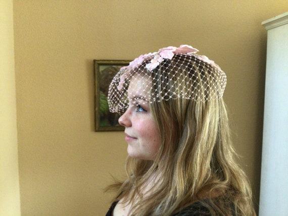 I Offell Pink Blusher Hat, San Francisco Vintage … - image 8