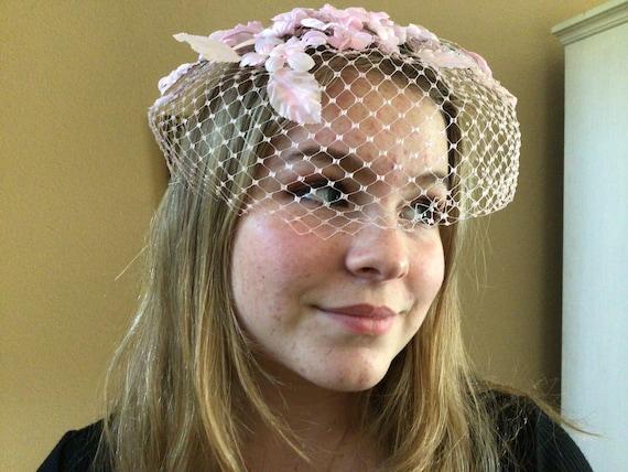 I Offell Pink Blusher Hat, San Francisco Vintage … - image 3