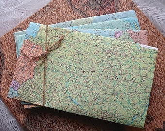 Maltese Dog A5 Writing Paper With Envelopes Handmade Craft Stationery Novelty