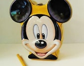 Mickey Mouse Tin Lunch Box is collectible