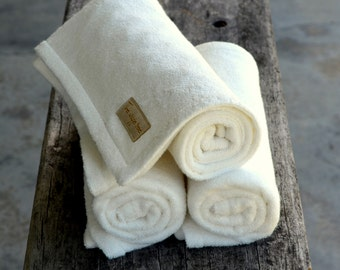 Nappy Off Mat ™ - 3 pack of Waterproof Bamboo Baby Change Mats.