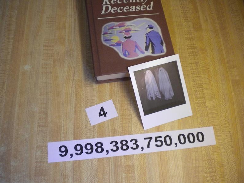 Beetlejuice Handbook for the Recently Deceased Book / movie image 0