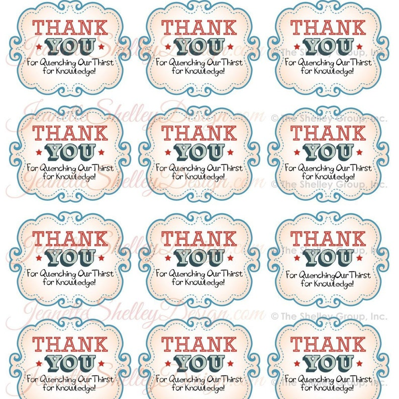 photo about Thank You for Your Commit Mint Printable referred to as instantaneous obtain Printable Appreciation \