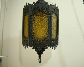 Gothic Ceiling Light Etsy