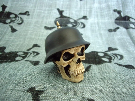 Shiftknobs Totenkopf Sonnenbrille Schwarzer Helm mit Skull